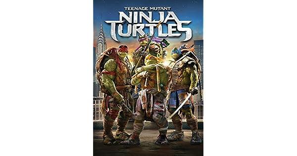 Amazon.com: Teenage Mutant Ninja Turtles (2014): Megan Fox ...