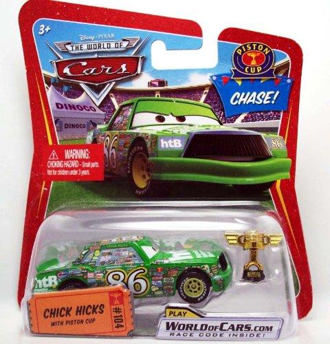 Disney / Pixar CARS Movie 1:55 Die Cast Car Chick Hicks