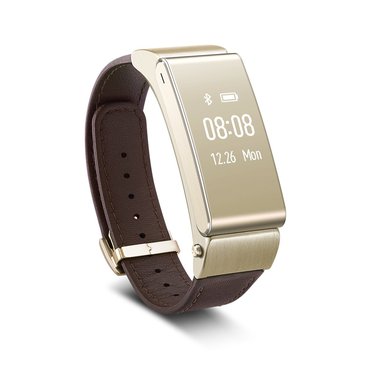huawei smartwatch b2. amazon.com: huawei talkband b2 wireless activity tracking wristband + bluetooth earpiece (works with up) - gold/leather (u.s. warranty): cell phones \u0026 smartwatch amazon.com