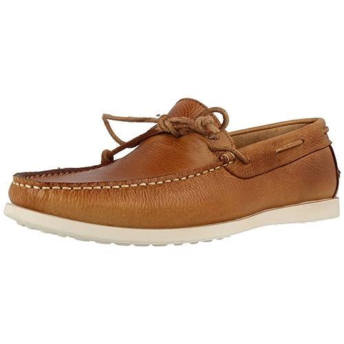 Mocasines para Hombre, Color Hueso, Marca MARTINELLI, Modelo Mocasines para Hombre MARTINELLI 1109 0835PYP Hueso: Amazon.es: Zapatos y complementos