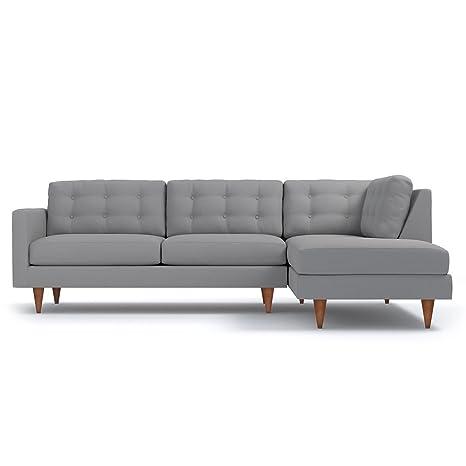 Stupendous Amazon Com Apt2B Logan 2Pc Sectional Sofa Raf Right Arm Machost Co Dining Chair Design Ideas Machostcouk