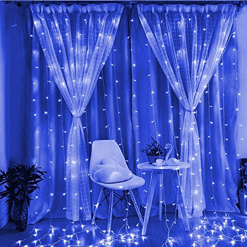 Twinkle Star 300LED Window Curtain String Light for Wedding Party Home Garden Bedroom Outdoor Indoor Wall post thumbnail