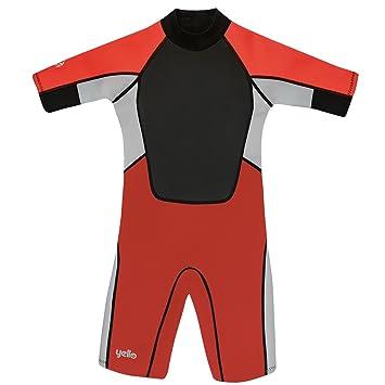 Yello Boys  Dusky Infant Shorty UPF 50 Plus Wetsuit  Amazon.co.uk ... 0569af3b0