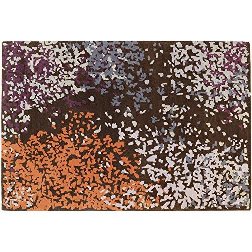 Toulemonde Bochart Teppich in braun Teppich by Toulemonde Bochart Konfetti - 170 x 240 cm