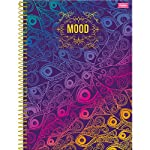 Caderno Universitário Mood, Foroni 61.9240-2, Multicor