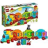 Lego Number Train, Multi Color