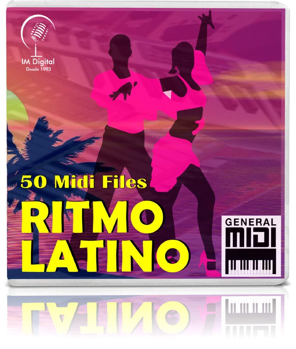 Ritmo Latino - Pendrive USB OTG para Teclados Midi, PC, Móvil, Tablet, Módulo o Reproductor Midi Que utilices: Amazon.es: Electrónica