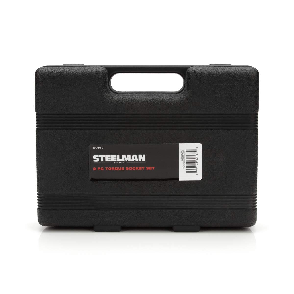 STEELMAN 60167 9-Piece 1//2-Inch Drive Torque Stick Set