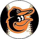 """Official Major League Baseball Fan Shop Authentic 12"""" Jumbo MLB Auto Magnet Banner Logo"""