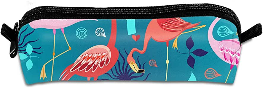 LIUYAN - Estuche para lápices, diseño de flamencos Enamorados: Amazon.es: Hogar