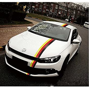 Exterior Stickers Color Stripe Decal Stickers For Car Exterior Or - Modern car sticker decal