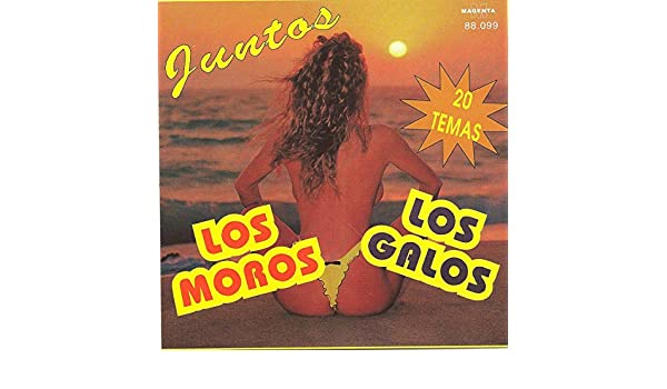 Juntos - 20 exitos - by Los Galos y Los Moros on Amazon Music - Amazon.com