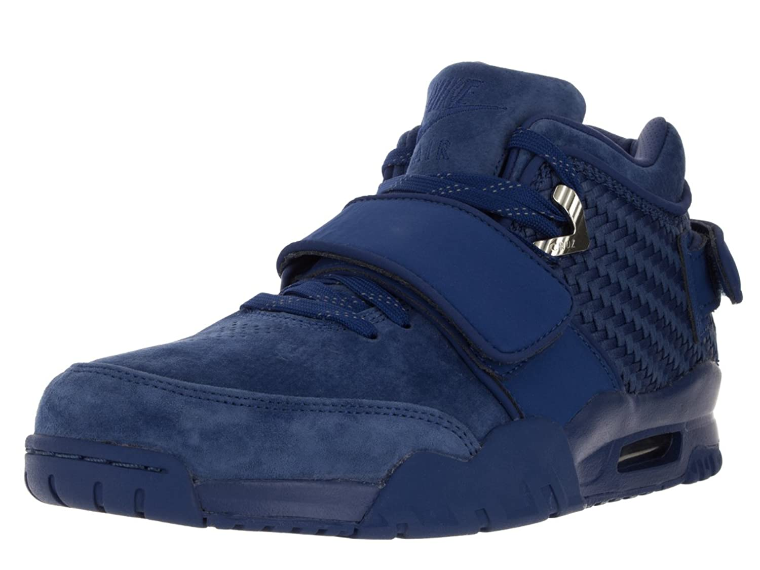 Amazon.com | Nike Men\u0027s Air Trainer Cruz Rush Blue 812637-400 | Fitness \u0026  Cross-Training
