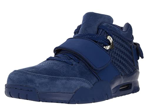 f25420e4889 Nike Men s Air Trainer Victor Cruz PRM Rush Blue Rush Blue Gym Red Training  Shoe 10 Men US  Buy Online at Low Prices in India - Amazon.in