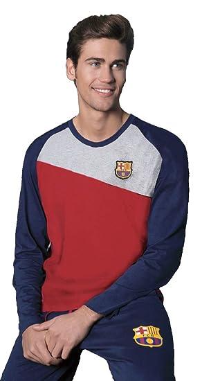 FCB FC Barcelona Pijama Oficial Infantil + Regalo Bolígrafo Barça (12)   Amazon.es  Deportes y aire libre 5597faa9655