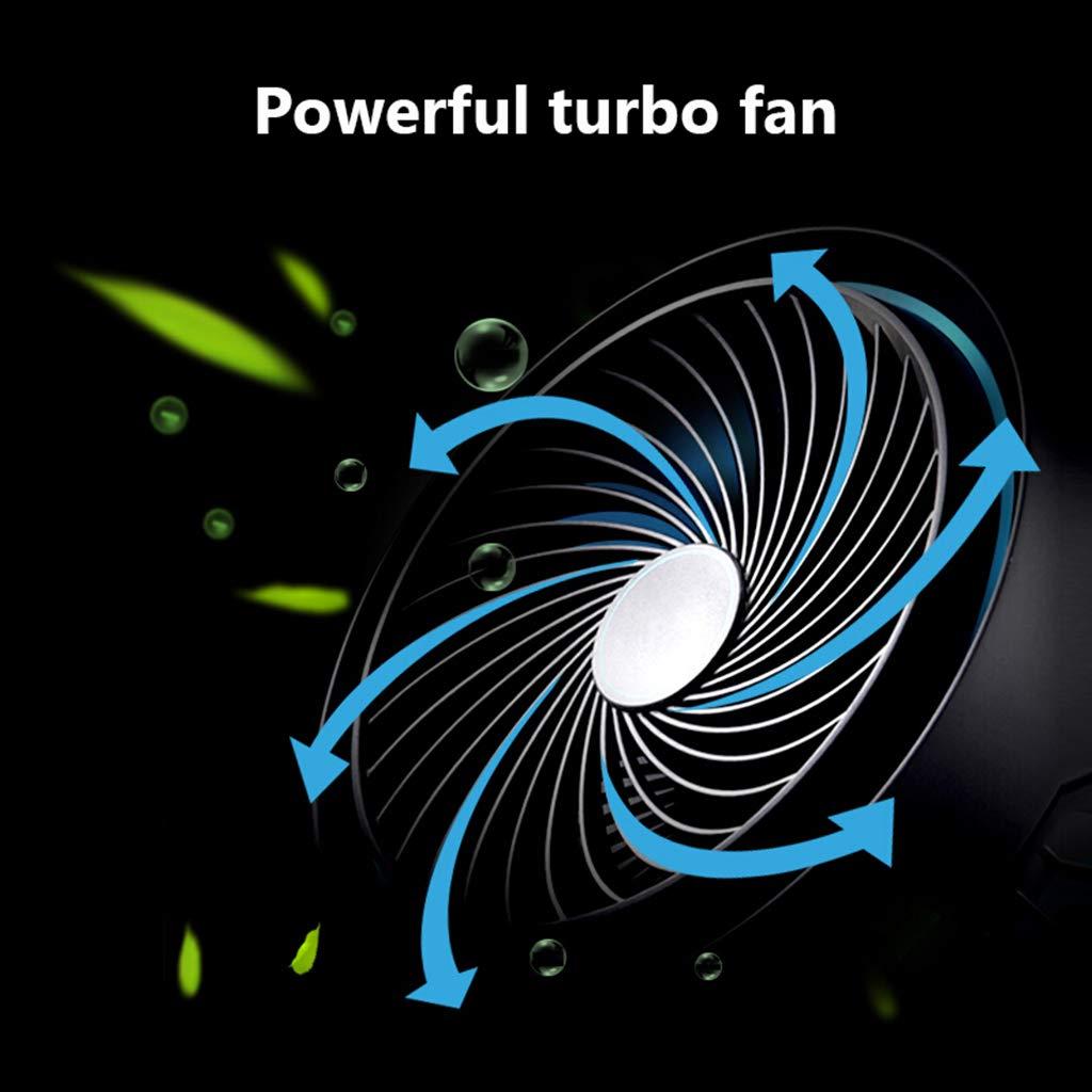 XFSZ-Ambientadores Filtro de Aire HEPA Purificador de Aire para el automóvil Versátil Filtro de Polvo de Aire Aromaterapia Independiente Olor Eliminador de ...