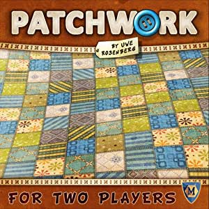 Patchwork juego de mesa