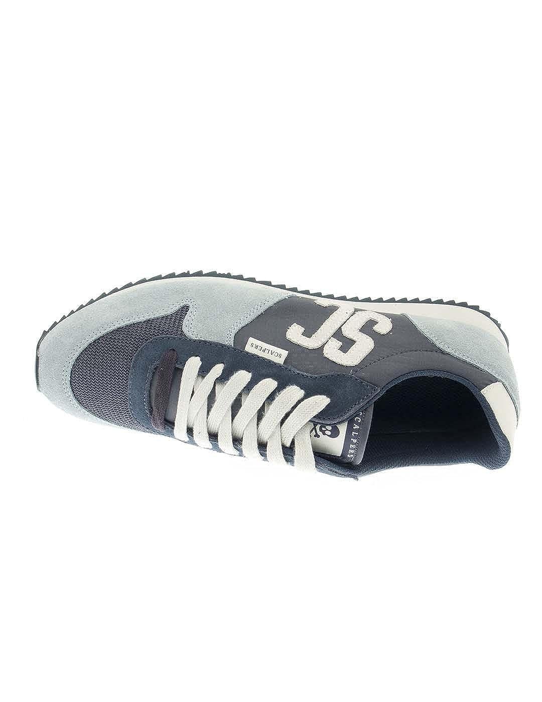 Zapatilla SCALPERS SC Insignia 01 Marino: Amazon.es: Zapatos y complementos