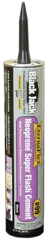 Black Jack 10109066 10OZ 10 Oz Super Flash®-Neoprene Rubber Flashing Cement