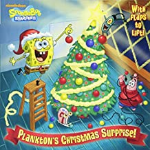 Plankton's Christmas Surprise! (SpongeBob SquarePants) (Pictureback(R))