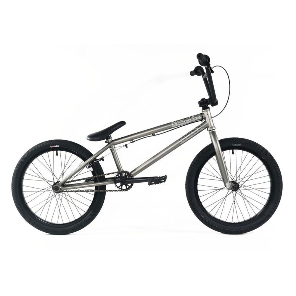 Amazon.com : Colony The Living BMX Bike, Silver with Black, 20-Inch ...