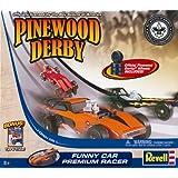Revell Pinecar Pinewood Derby Camaro SS Kit RMXY9453