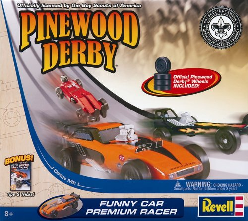 Best Pinewood Derby