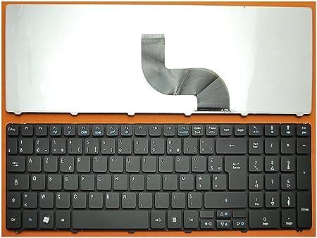 Teclado francés para Acer mp-09b26 F0 – 6983 nuevo negro Voir ...
