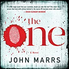 The One Audiobook by John Marrs Narrated by Clare Corbett, Vicki Hall, Simon Bubb, Jot Davies, Sophie Aldred