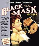 img - for Black Mask 5: The Ring on the Hand of Death: And Other Crime Fiction from the Legendary Magazine book / textbook / text book
