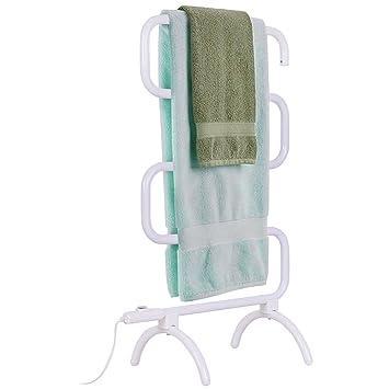 towel warmer rack. Tangkula 100W Towel Warmer Drying Rack Freestanding And Wall Mounted Style Heater