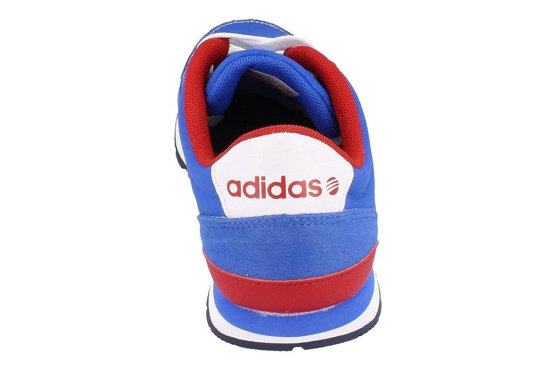 F98464 SPORTS SHOES ADIDAS BLUE K V JOG 34 Blue: Amazon.ca: Shoes & Handbags