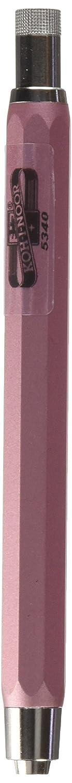 mit Bleistift-Halter KOH-I-NOOR Druckbleistift 5,6 mm Durchmesser Bordeaux