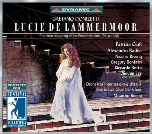 Lucie de Lammermoor: Act IV Scene 1: Bientot l'herbe des champs croitra (Edgard)
