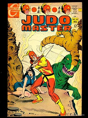 Judo Master Vol. 6#98 FN/VF 7.0 Tongie Farm Collection Pedigree