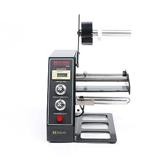U.S. Solid Automática Dispensador de Etiquetas Auto Label Dispenser Machine 220V