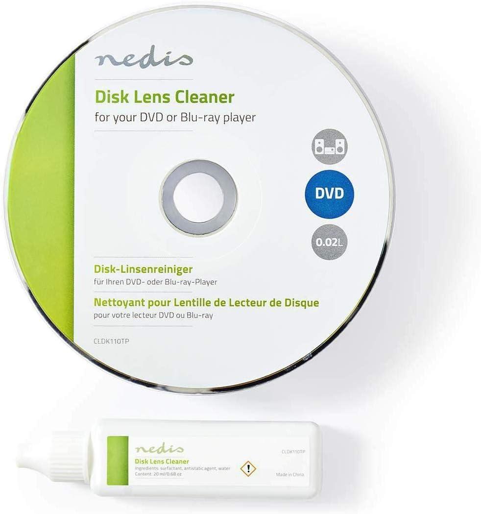 Kit Dvd Cd Reinigung Reinigung Cd Player Dvd Blu Ray Elektronik