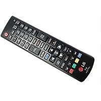 Controle Remoto para TVs LG LCD LED Plasma Smart TV e TV 3D - AKB75055701