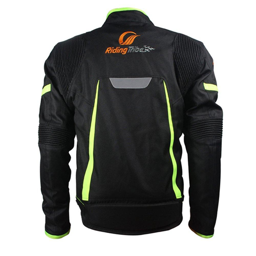 LKN Motorbike Safty equitazione corpo armatura protettiva giacca caldo per l inverno con cotone strato termico
