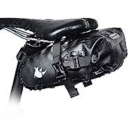 Rhinowalk Fietszadeltas, waterdicht, 1,5/5/10/13 liter, voor outdoor, fietsen, mountainbikes, racefietsen