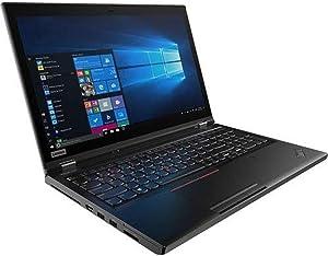 "Lenovo ThinkPad P53 20QN0049US 15.6"" Mobile Workstation - 1920 x 1080 - Core i7 i7-9750H - 16 GB RAM - 512 GB SSD - Midnight Black - Windows 10 Pro 64-bit - NVIDIA Quadro T2000 with 4 GB - in-pla"