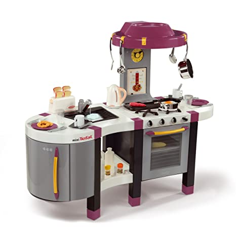 Smoby - 024 665 - Juego de imitación - Excelencia cocina toque francés