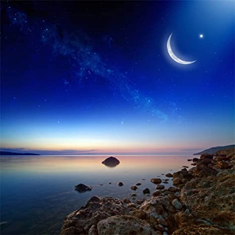 Sfondi mare di notte