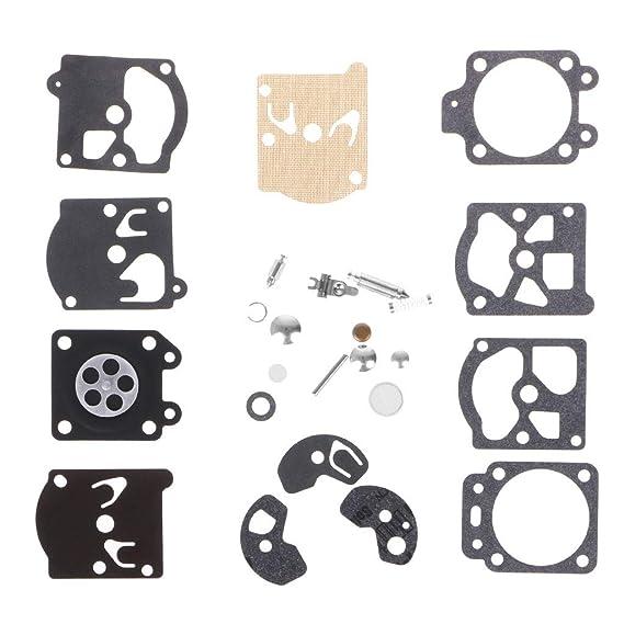 Rongzou K10-WAT - Kit de reparación de agujas para carburador ...