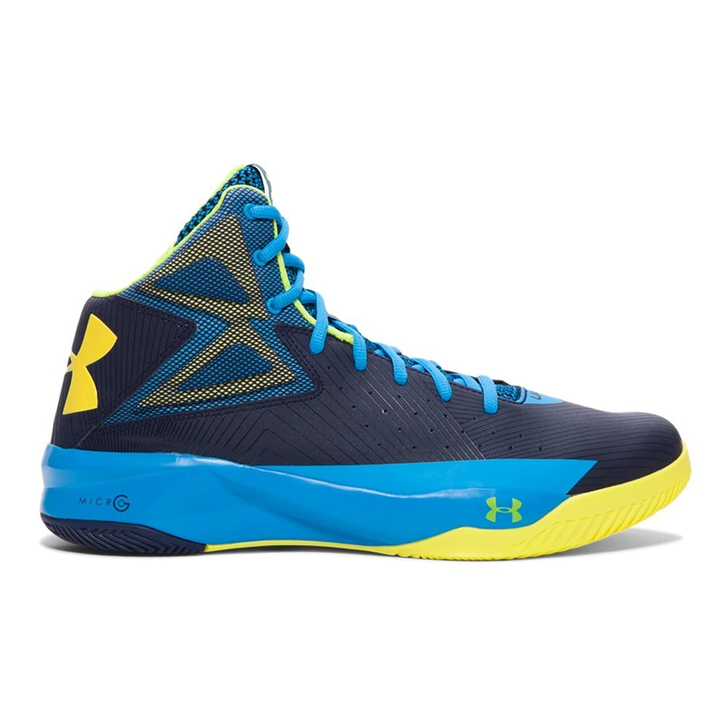 all under armour basketball shoes