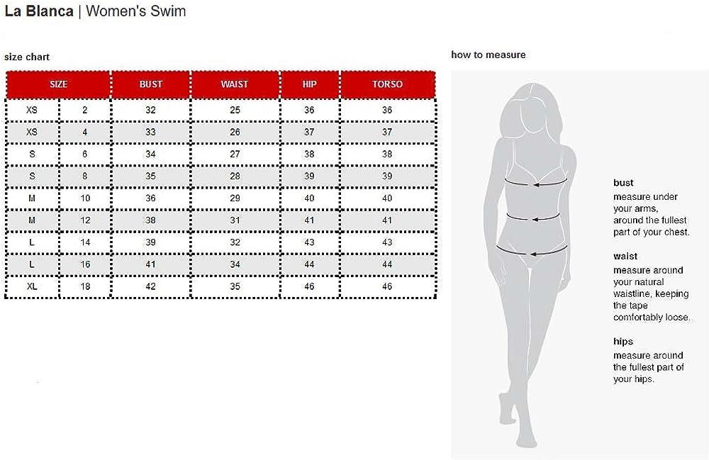 La Blanca Womens Island Goddess Ruffle Shoulder One Piece Swimsuit