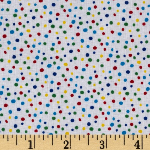 Dot Cotton Quilt - 6