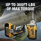DEWALT 20V MAX XR Cordless Impact Wrench with Hog