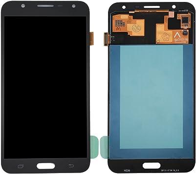 Repuesto Piezas de Repuesto para Samsung Galaxy J7 Neo / J701 Orignal Pantalla LCD + Pantalla táctil (Talla : Sas8006bl): Amazon.es: Electrónica