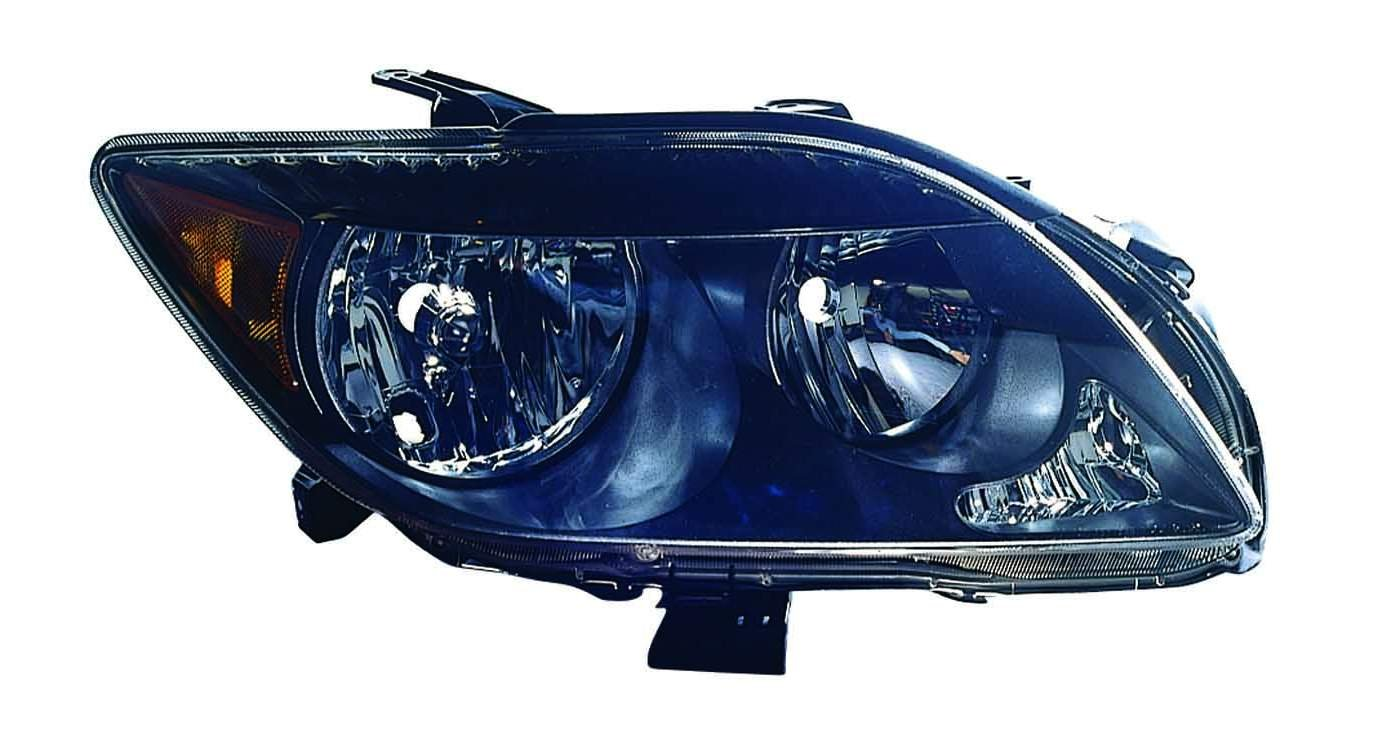 Depo 312-1189L-USN2 Scion TC Driver Side Replacement Headlight Unit without Bulb